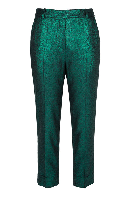Disco | Pants | Jade Glitter