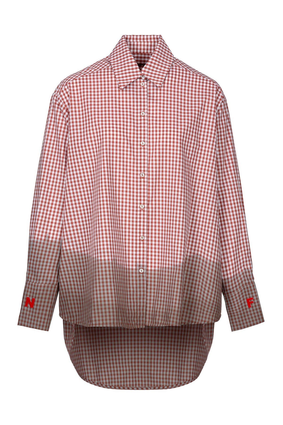 Dip | Shirt | Red Check