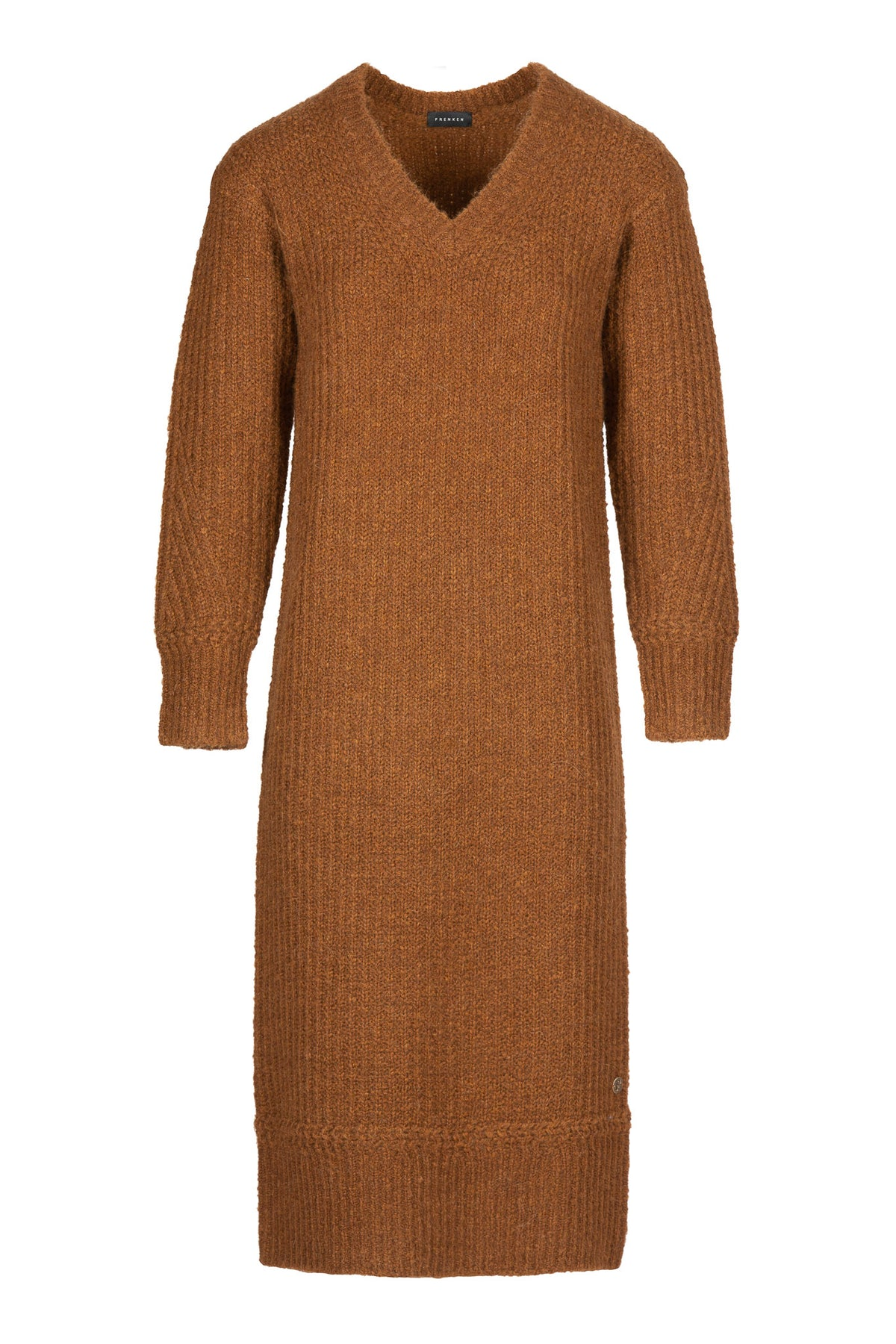 Long | Knitwear | Umber