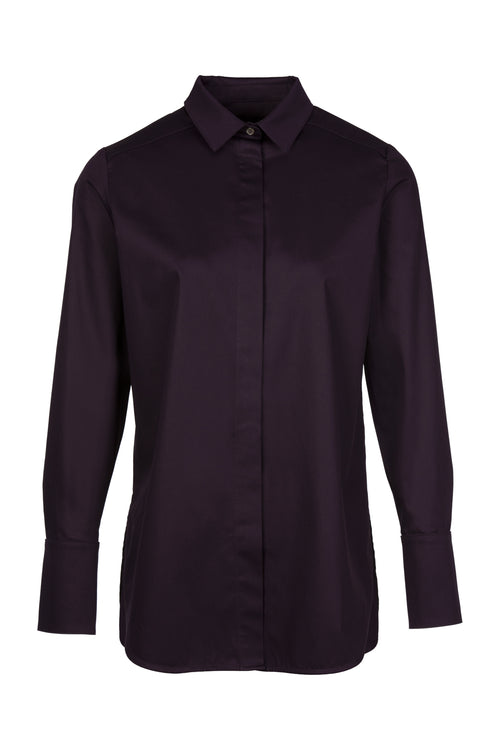 Office | Shirt | Dark Purple