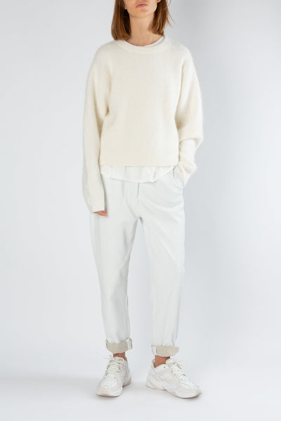 Tumble | Pants | Off-White