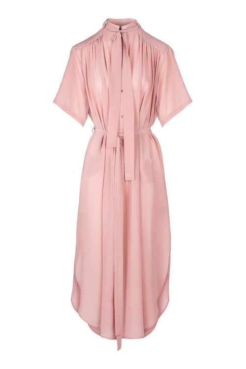 Loop | Dress | Dusty Pink