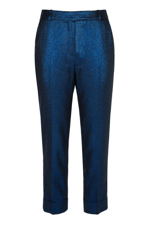 Disco | Pants | Navy Glitter