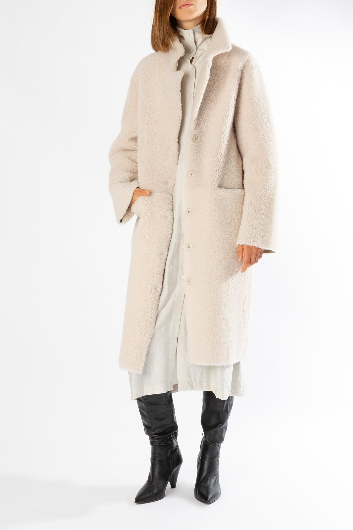 Scene | Coat | Off-White