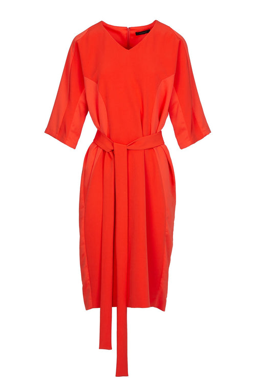 Saint | Dress | Orange