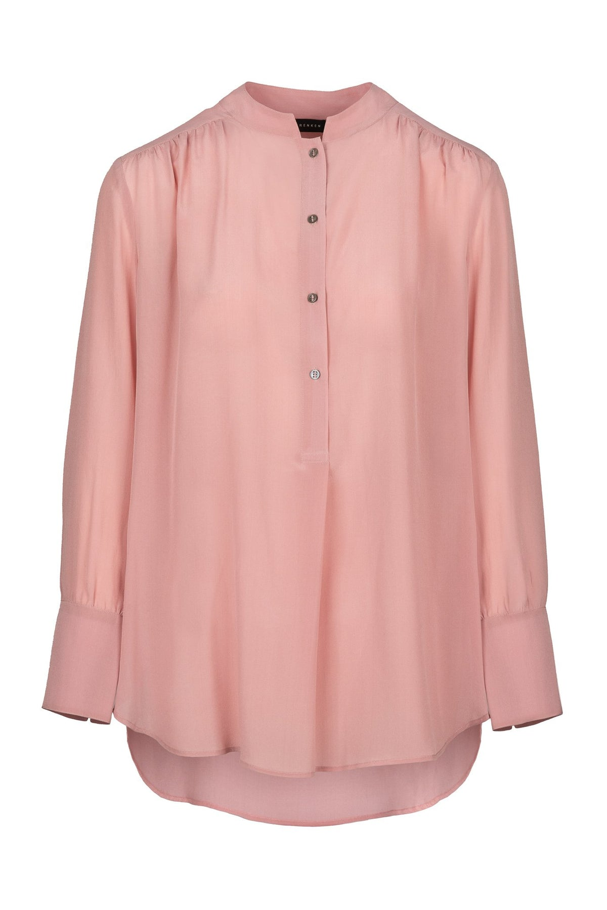 Loose | Top | Dusty Pink