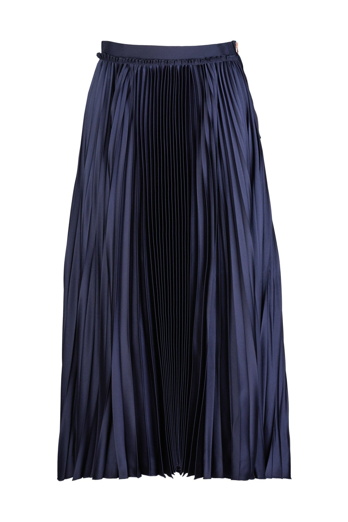 Fringe | Skirt | Dark Navy