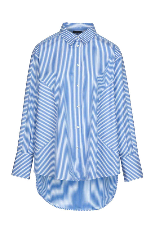 Inlander | Shirt | Blue Stripe