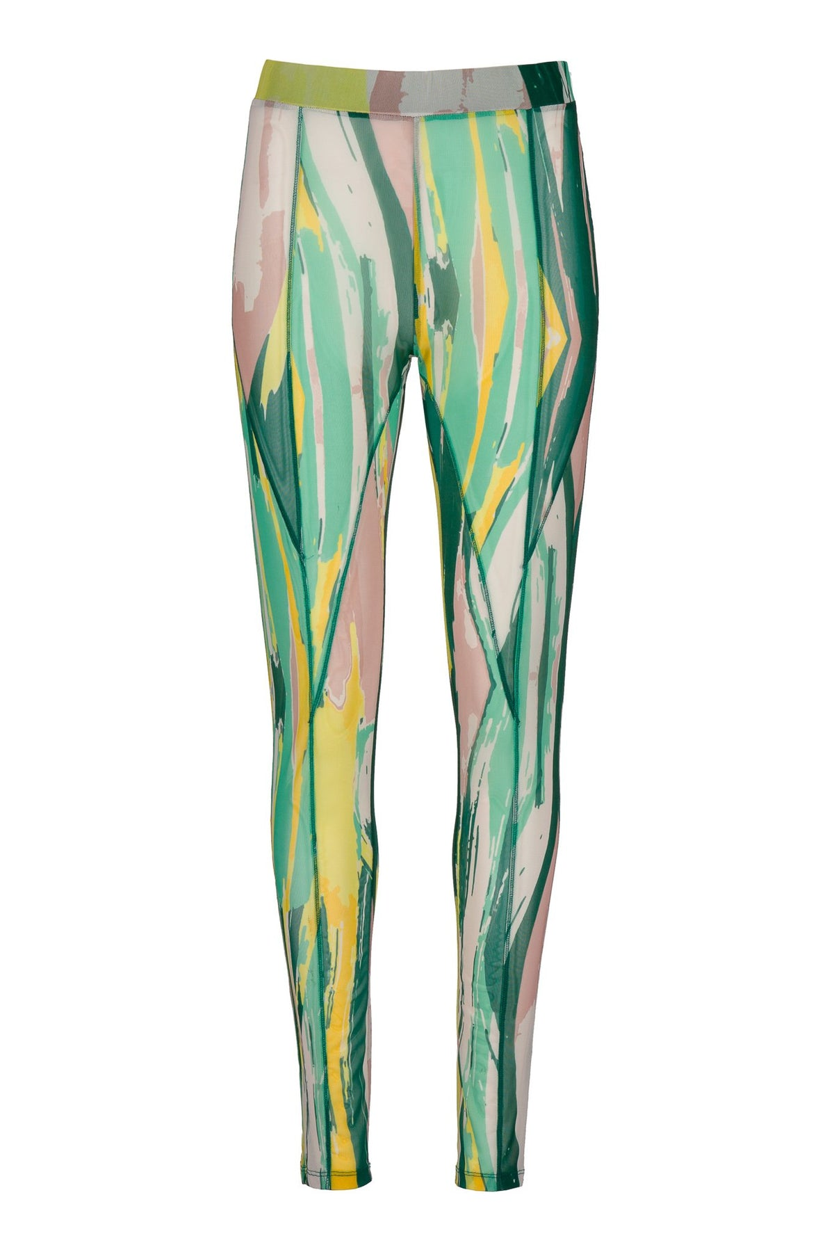 Racing | Trouser | Paint Print