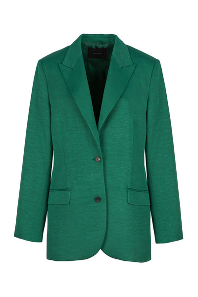 Dropped | Jacket | Green