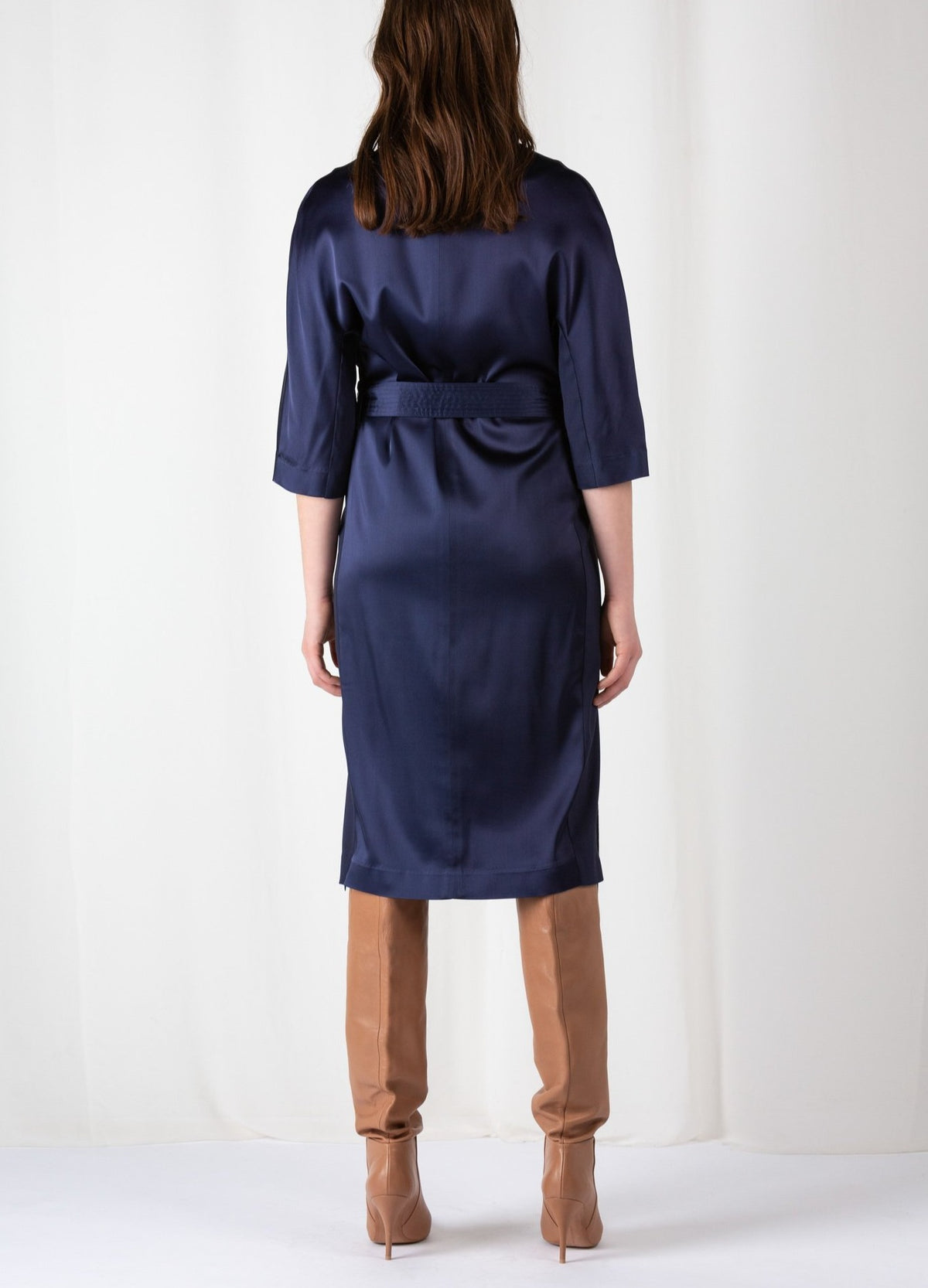 Faded | Dress | Dark Navy