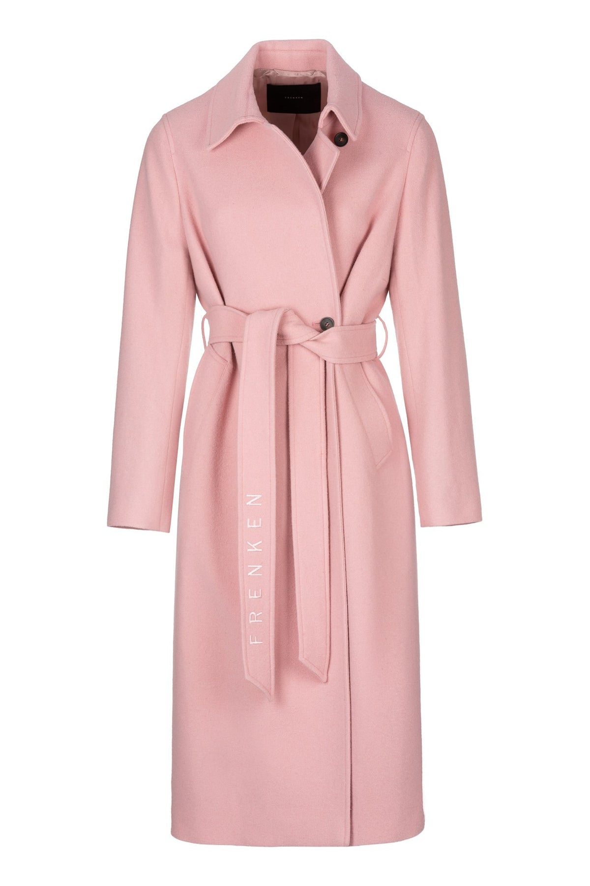 Blogger | Coat | Dusky Pink