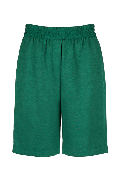 Base | Shorts | Green