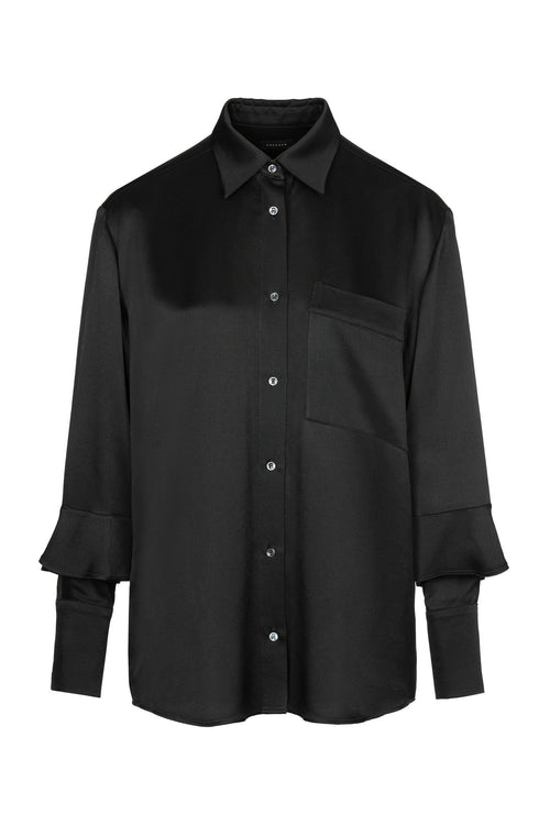 Point | Shirt | Black