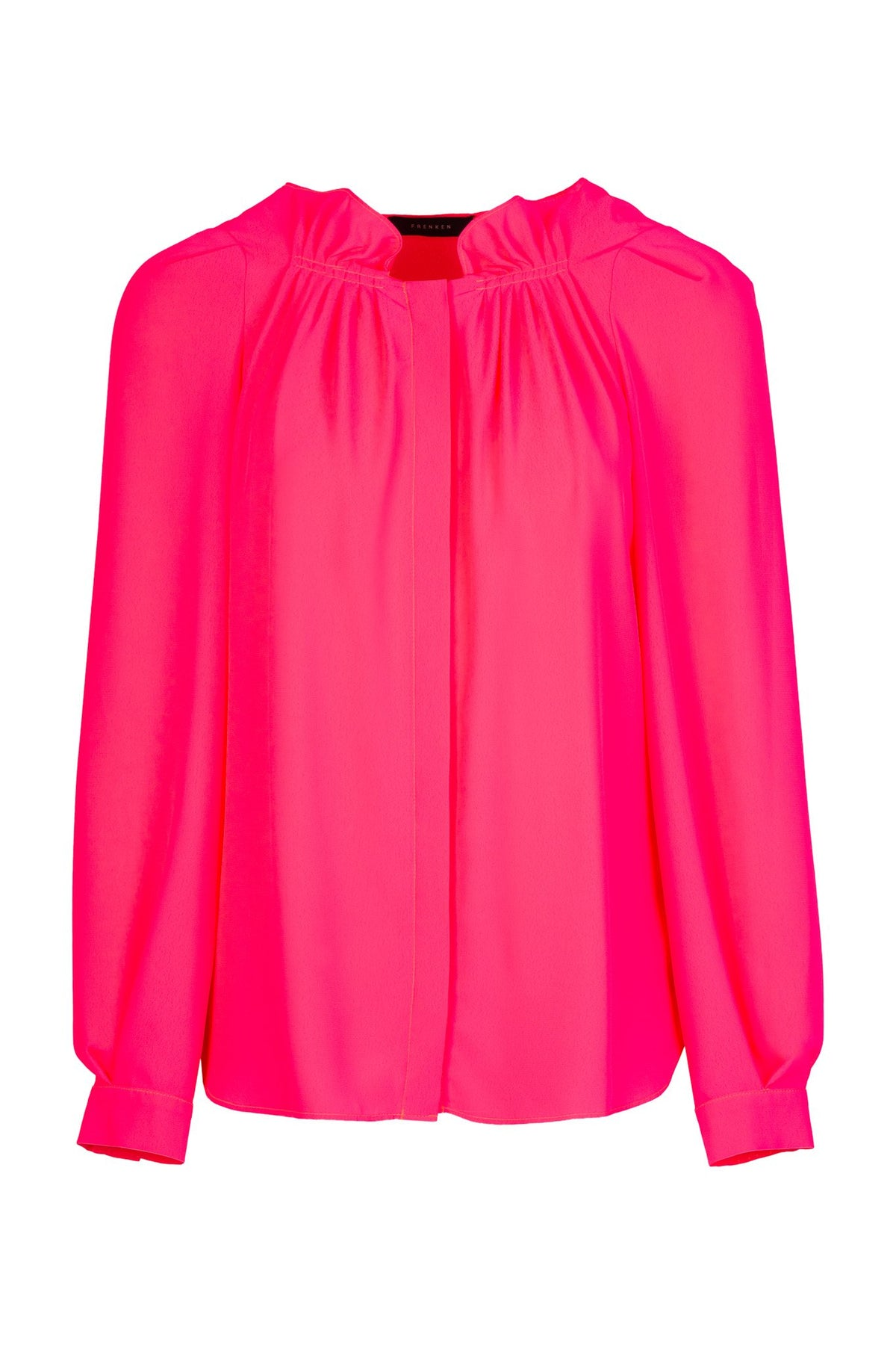 Smock | Top | Hot Pink