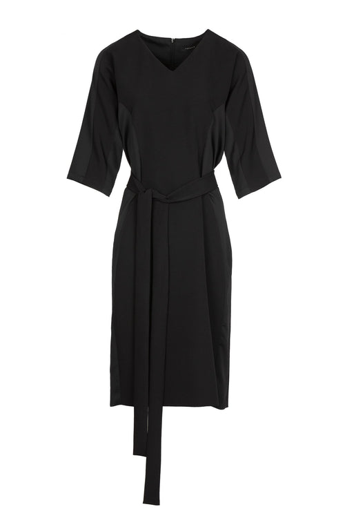 Saint | Dress | Black