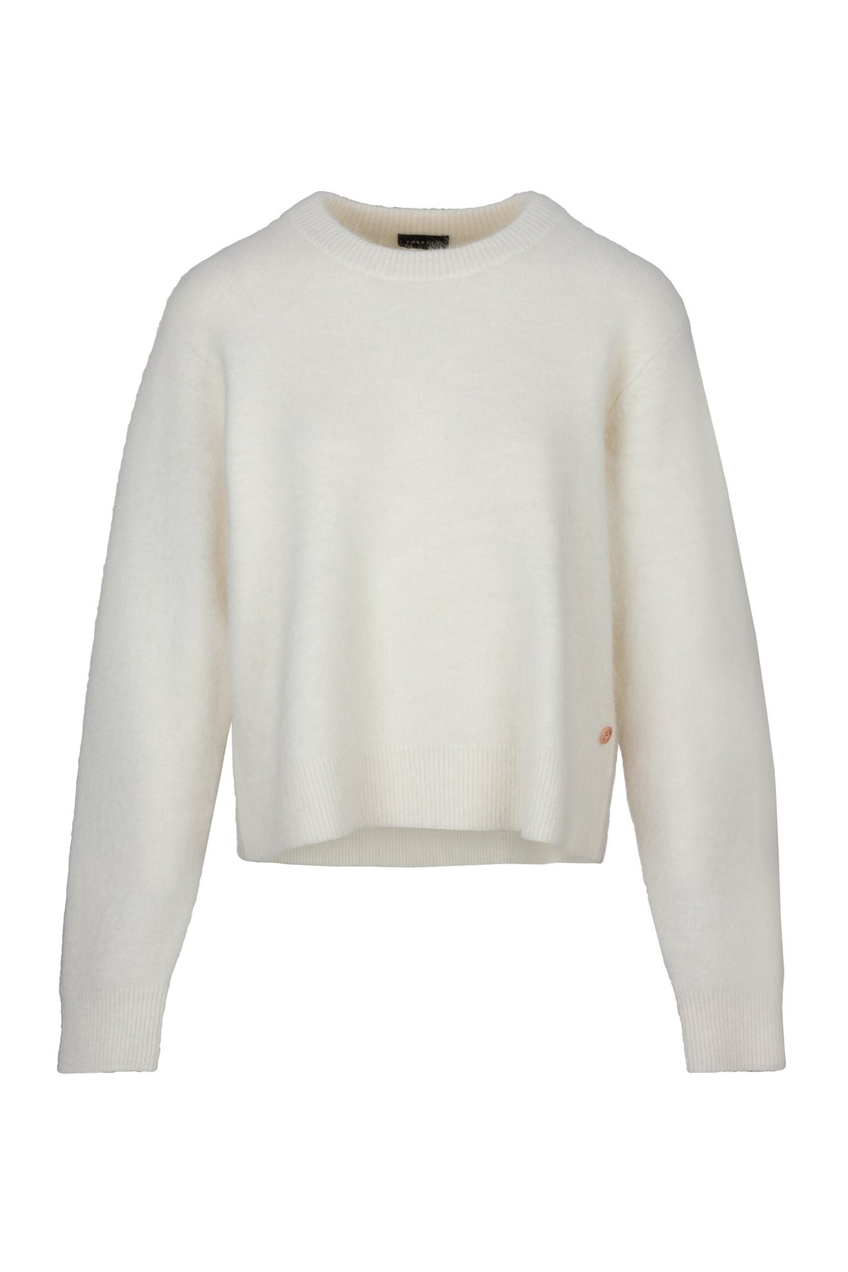 Present | Knitted Top | Off-white