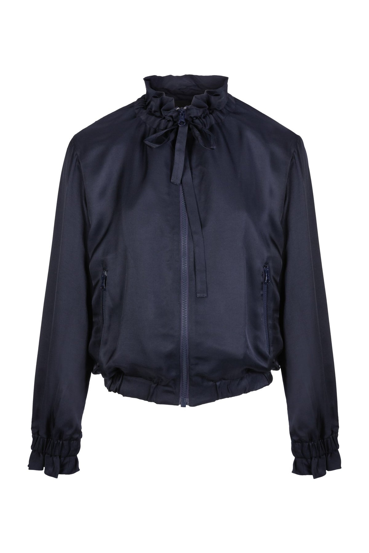 Bomber | Coat | Dark Navy