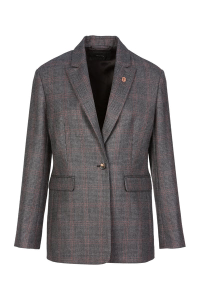 Drop | Blazer |  Small Check