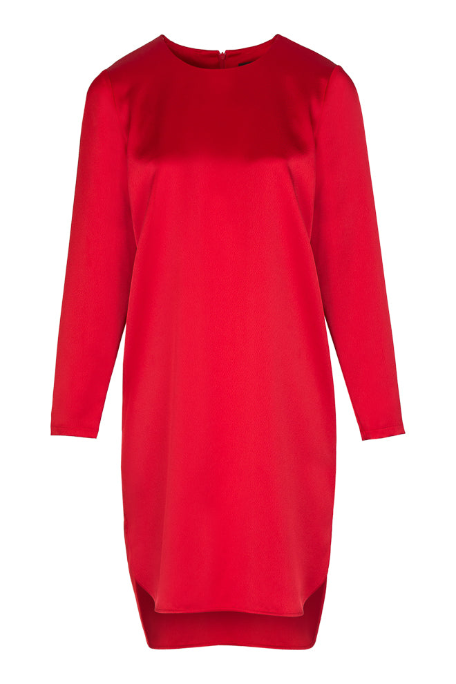 Luster | Dress | Red