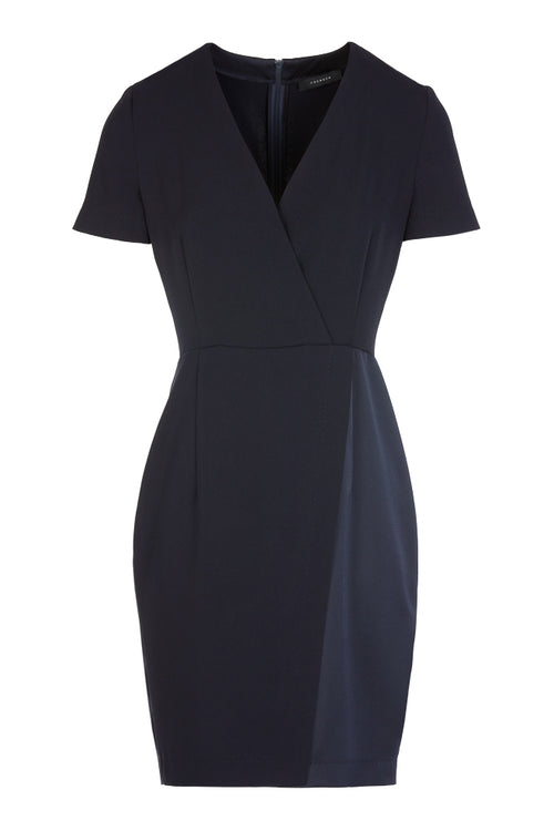 Second | Dress | Dark Navy