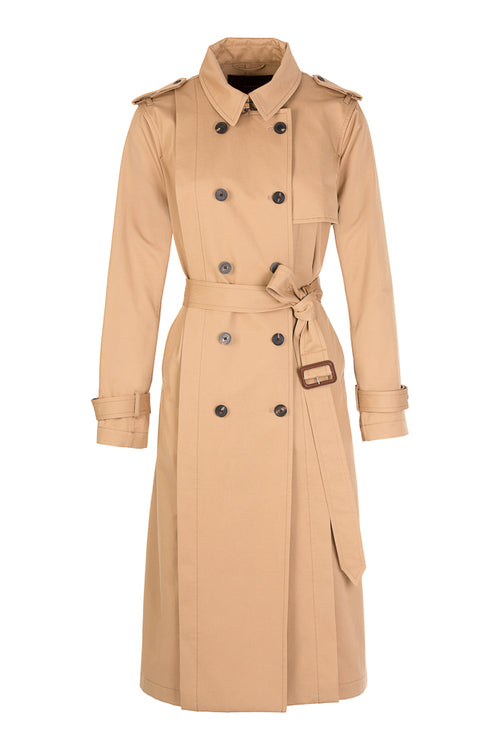 Combined | Coat | Camel