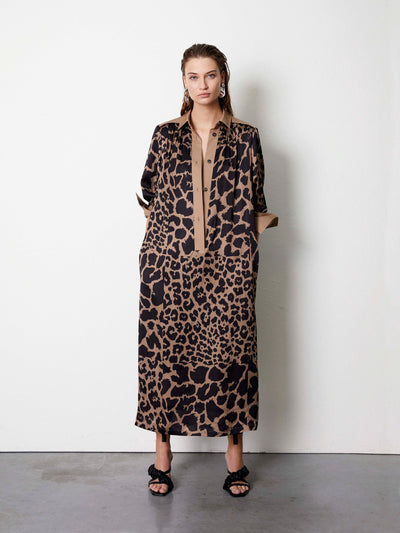 Mob | Dress | Leopard