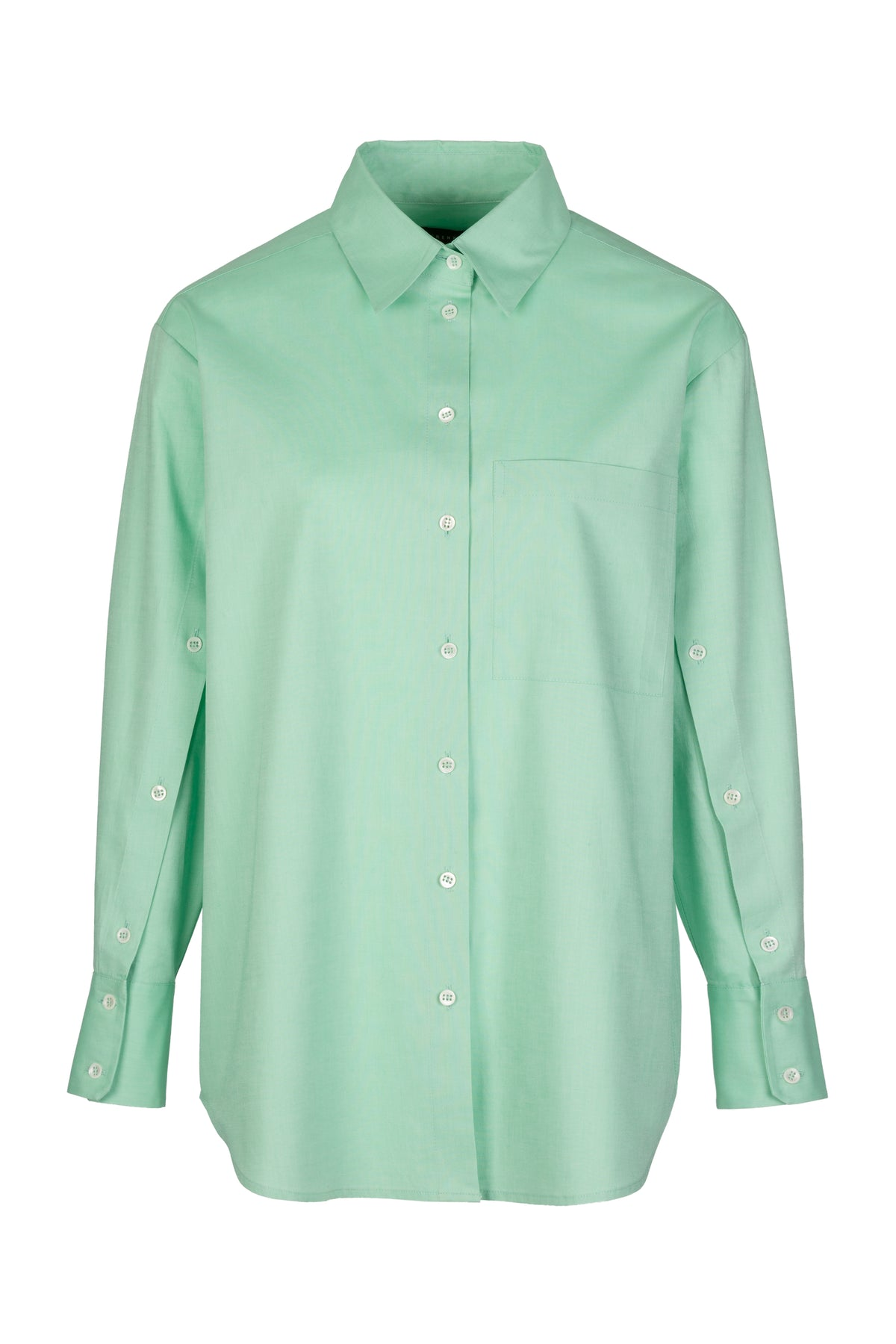 Oxford | Shirt | Light Green