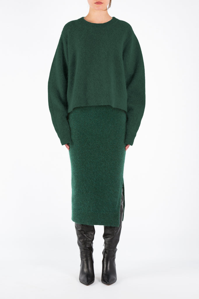 Presence | Knit | Dark Green