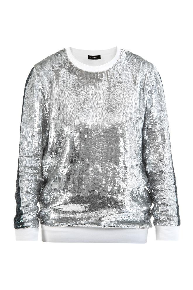 Sequin | Knited | Silver