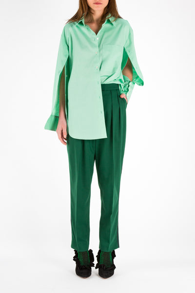 Walk | Pants | Bright Green