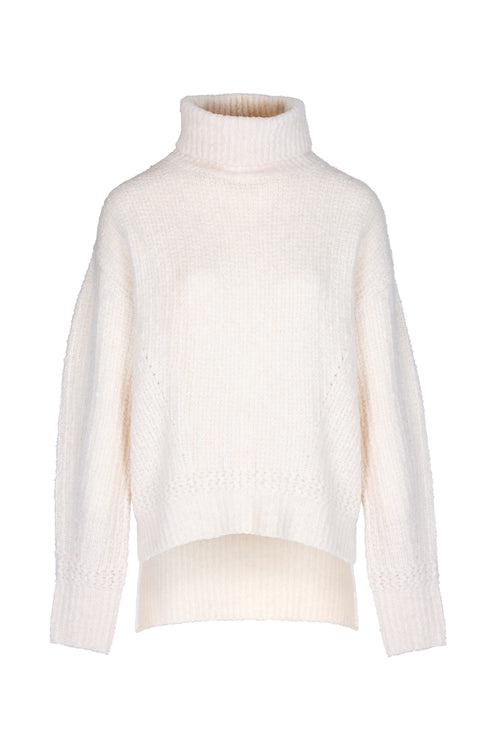 Crop | Knit | Off White