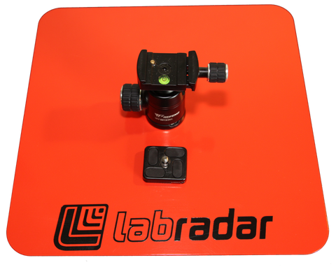 Bench Mount for Labradar-Out of stock