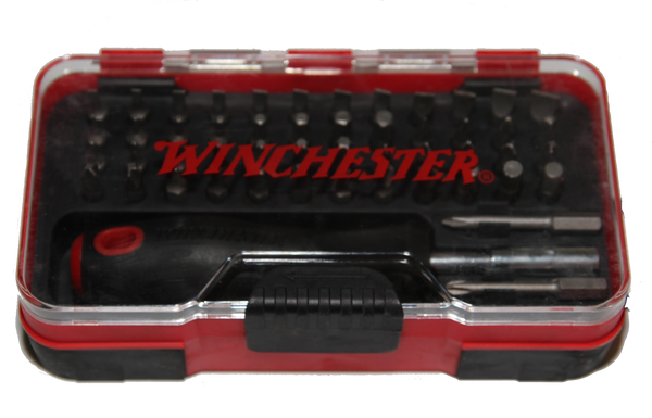 Winchester 51 Piece Screwdriver Set