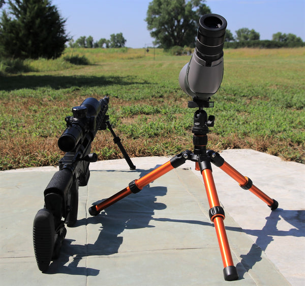 Bench and Tripod All Purpose Mount