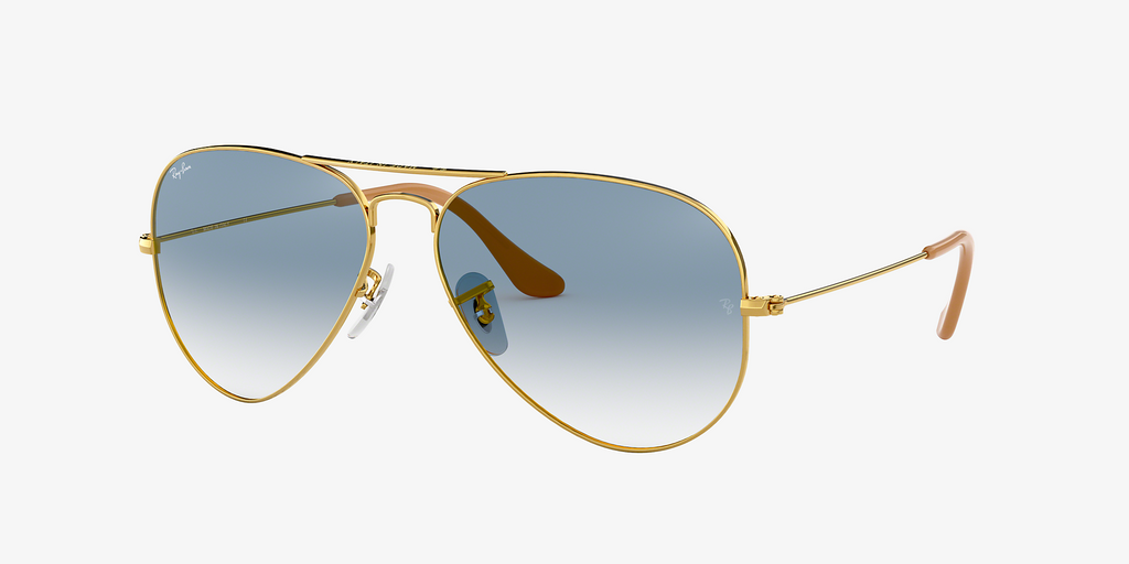 Ray-Ban  RB3025 AVIATOR GRADIENT Standard Size