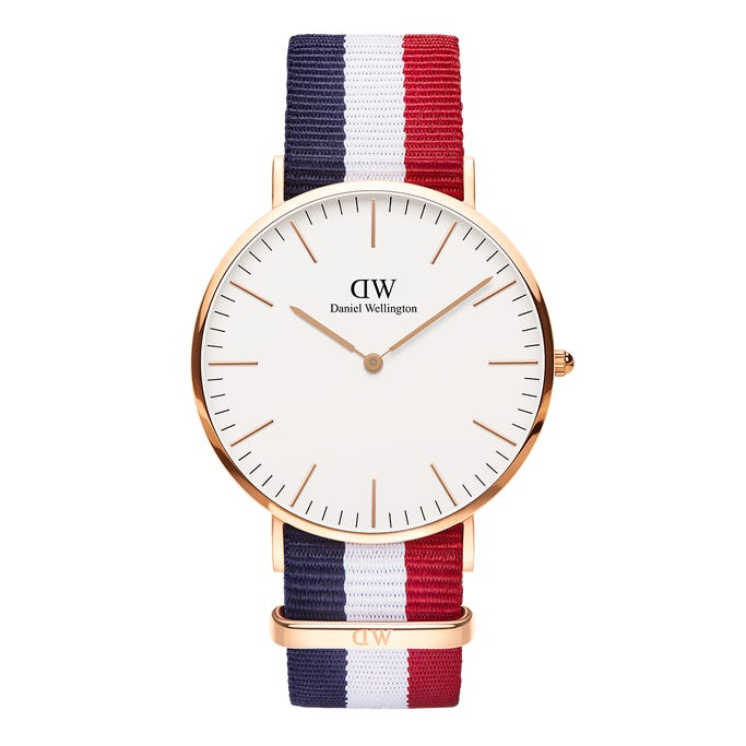 DW Classic Cambridge RG/White