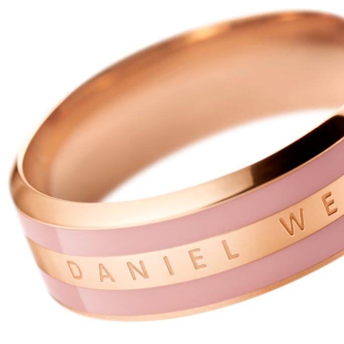 DW Classic Ring Dusty Rose