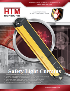 HTM Safety Light Curtains