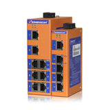Henrich ethernet switches
