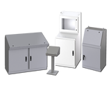 Saginaw operator systems enclosures