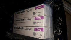Legal Growth Hormone in Thailand - delivery of Genotropin to Pattaya