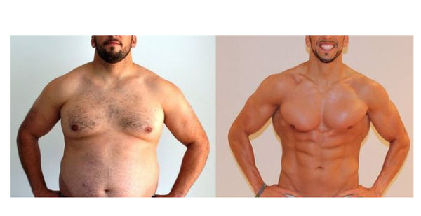 HGH Thailand - before and after using the growth hormone course