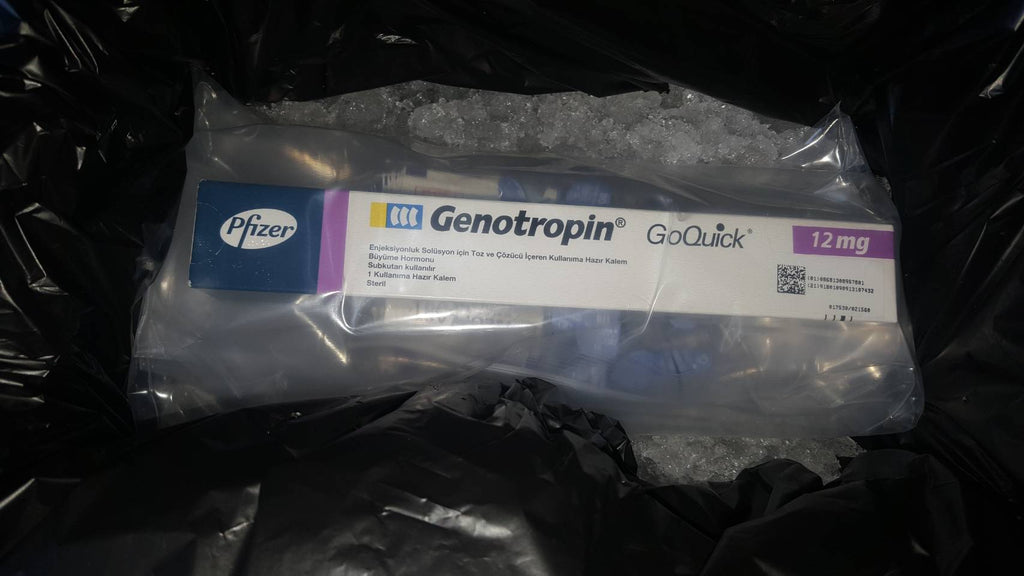 HGH Pattaya - Genuine Genotropin in Pattaya in vendita