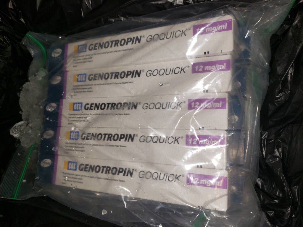 Human Growth Hormone in Phuket Thailand - Delivery from Bangkok