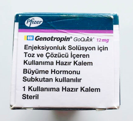 Genotropin from Turkey - Buy HGH from Pfizer in Turkey
