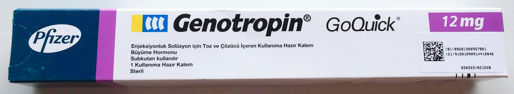 Genotropin from Turkey