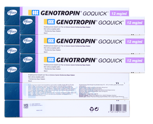 جینوټروپین GoQuick Pen 12mg (36IU) x 7