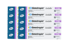 Genotropin GoQuick Pen 12mg (36IU) x 10 pen (full 6-months course) - Buy HGH Thailand