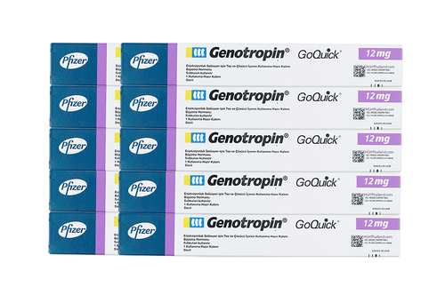 Genotropin GoQuick Pen 12mg (36IU)> 10 pens (Wholesale - installment monthly payment) - Buy HGH Thailand